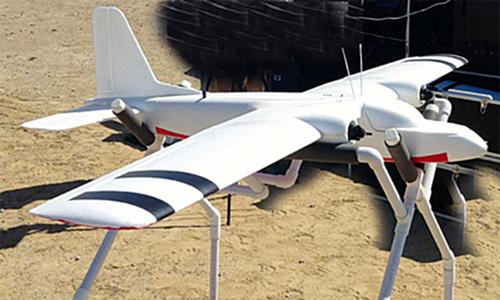 Sindh police acquire surveillance drones