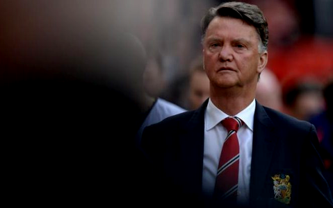 Is it 'over' for Manchester United manager Van Gaal?