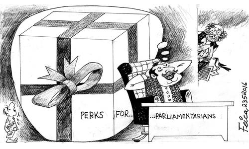 Cartoon: 23 May, 2016