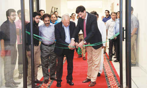 PCB finally overcomes apathy, launches biomechanics lab
