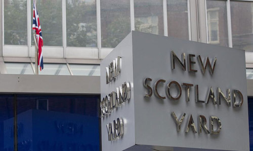 Scotland Yard team visits FIA headquarters