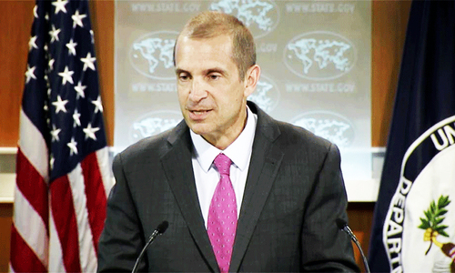 US 'unclear' whether drone targeted Mansour in Pakistan