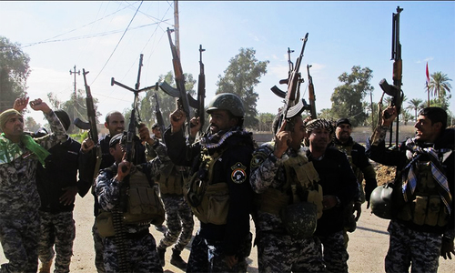 Iraq forces begin assault on IS bastion Fallujah