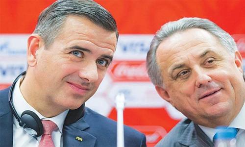 FIFA sacks deputy general secretary Markus Kattner