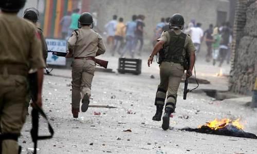 Suspected Jaish man, militant killed in alleged IHK shootout