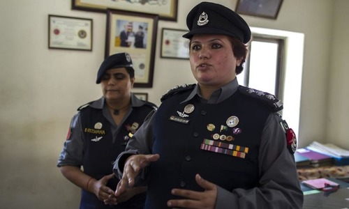 CM Punjab sanctions post of woman DIG Gender Crimes