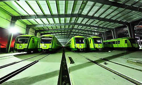 Makkah metro project delayed by financial restructuring: CEO
