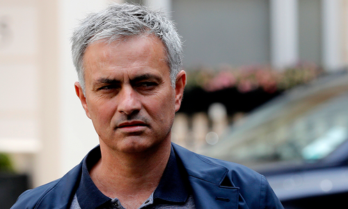 United hold day two of talks with Mourinho