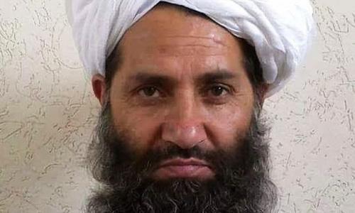 Afghan Taliban appoint Mullah Haibatullah as successor to Mansour