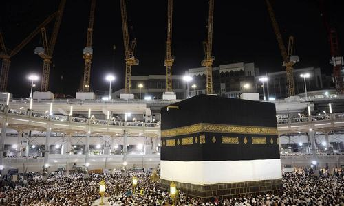 Saudi says talks with Iran on Haj 'positive'