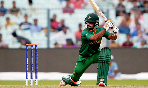 Hafeez doubtful for English tour