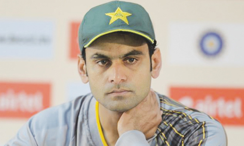 Hafeez still not fully fit