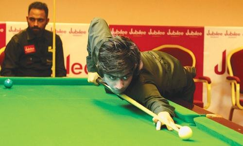 All eyes on juniors as ranking snooker event begins today