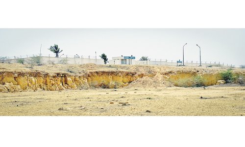 Illegal quarrying poses serious threat to vital water installations