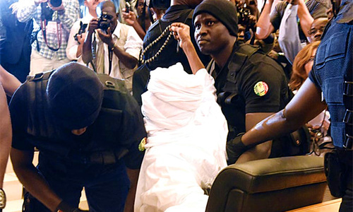 Ex-Chad ruler faces verdict 25 years after reign of fear