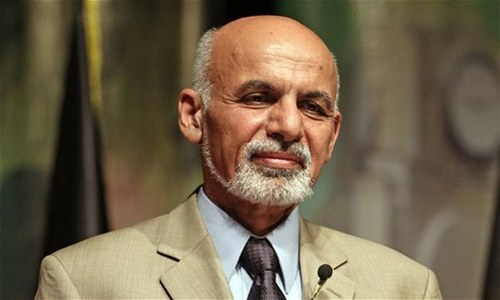Afghan president extends best wishes for PM Nawaz before heart surgery