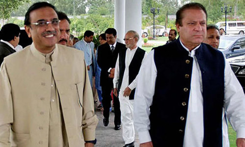 Zardari denies any 'understanding' with Nawaz over Panama leaks