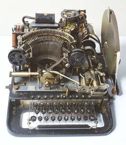 German WWII coding machine found on eBay