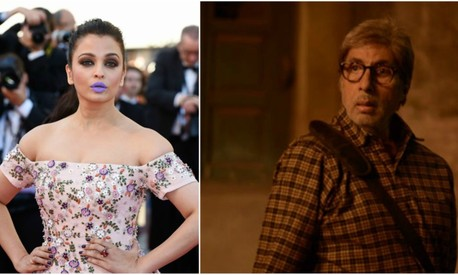 """What is wrong with that?"" Amitabh Bachchan defends Aishwarya's purple lips"