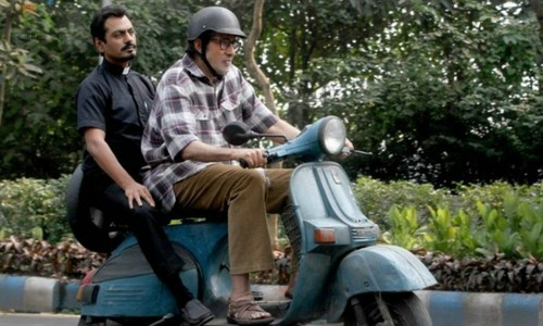 I don't think that he has revenge on his mind: Amitabh dishes on his TE3N character