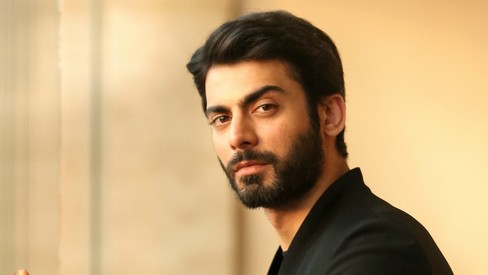 Fawad just got grilled (again) about his no-kissing policy
