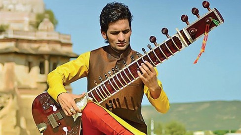 """I want to work for the revival of classical music"" says sitar prodigy Wajihul Hussain Nizami"
