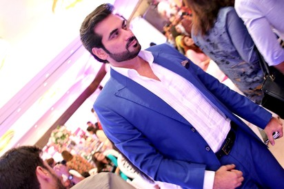 I'm not interested in Bollywood. I really don't have the time: Humayun Saeed