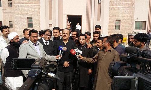 PTI's Naeemul Haque defends calling Mullah Mansour 'martyr'