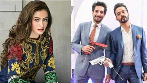 Bilal Ashraf and Gohar Rasheed join the cast of Sana Javed's debut film