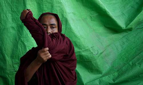 Myanmar's anti-Muslim monks regroup after political change