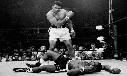 'The Greatest' bows out