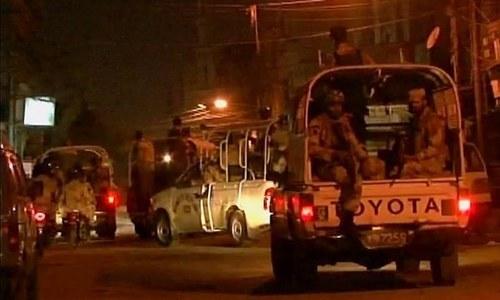 Rangers did not raid Farooq Sattar's residence, clarifies DG Rangers