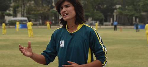 Dual role: Diana Baig's life as Pakistan's cricket and football star