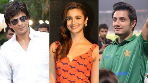 Next up: Ali Zafar in Walk and Talk alongside SRK and Alia Bhatt