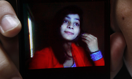 Hurried funeral for Lahore 'honour killing' victim