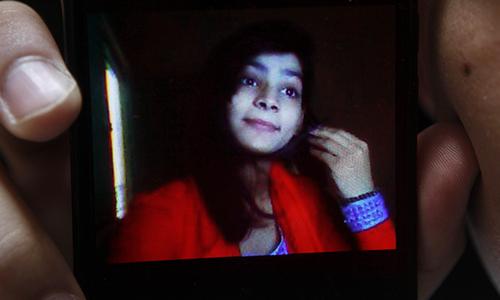 Hurried funeral for Lahore 'honour killing' victim