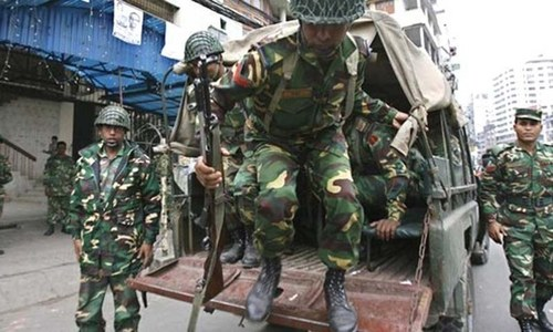 Bangladesh detains 1,600 to end attacks against religious minorities, secular activists