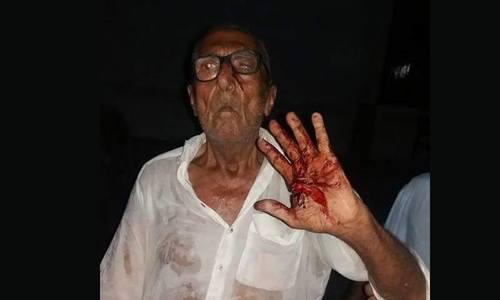 Policeman arrested for allegedly torturing elderly Hindu man in Ghotki