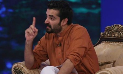 Ahmadi persecution, blasphemy law and other things Hamza Ali Abbasi will discuss on his bold Ramazan show