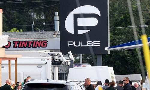 50 dead at Florida gay club in America's worst mass shooting