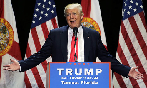 Trump says Florida massacre proves he's right on Islamist threat