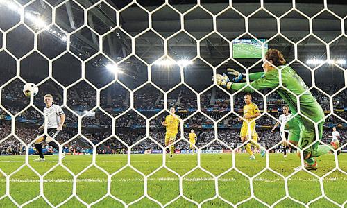 Schweinsteiger is back as Germany make winning start