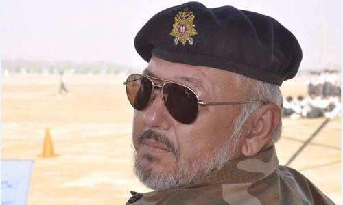 Army major killed in Afghan cross-border firing