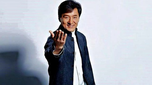 Check it out! Jackie Chan can bust a Bolly move
