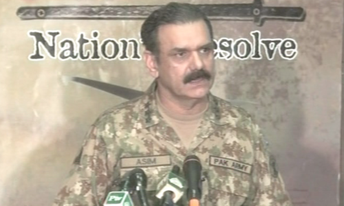 490 soldiers killed in line of duty, work still left to do in Zarb-i-Azb: ISPR