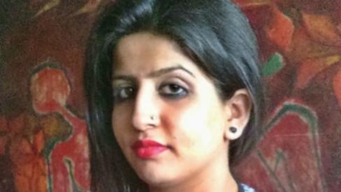 Ramsha Ashraf: A poet of whirling lines