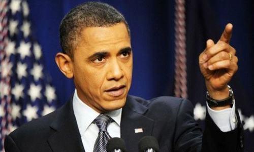 Don't make Muslims feel West hates them, Obama asks Trump