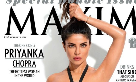 No surprises here: Priyanka rated 'Hottest Woman' for the third time