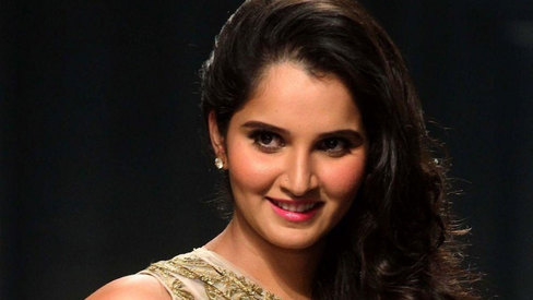 Sania Mirza tops Best Dressed Sportspersons list
