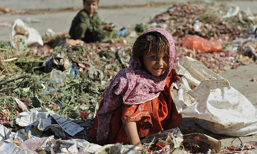 39pc of Pakistanis live in poverty; Fata, Balochistan worst hit
